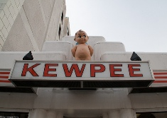 Kewpee Hamburgers, downtown Lima, Ohio