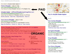 organic-vs-paid-search-results