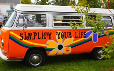 Simplify Your Life By Getting Rid Of Crap