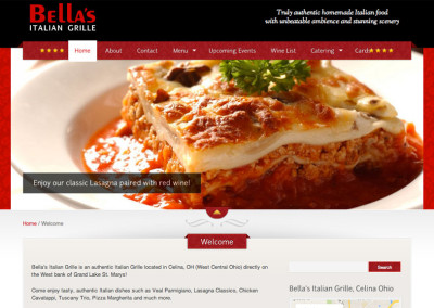 Bella's Italian Grille