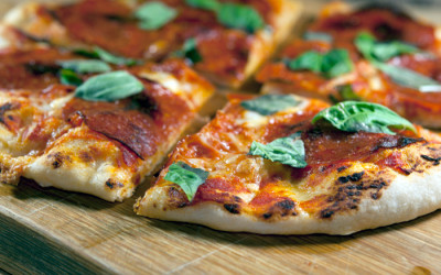 Work Your Passion – And Pizza For No Reason