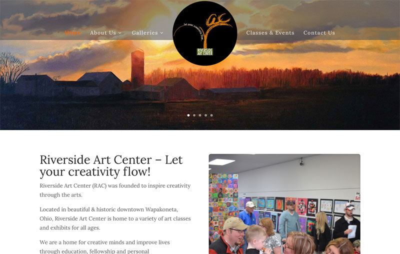 Riverside Art Center