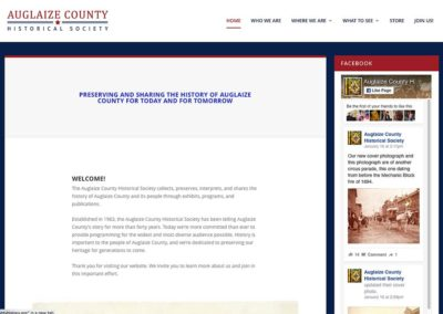 Auglaize County Historical Society