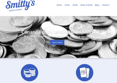 Smittys Coins & Cards
