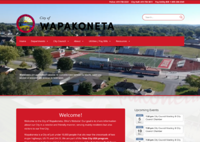 City of Wapakoneta