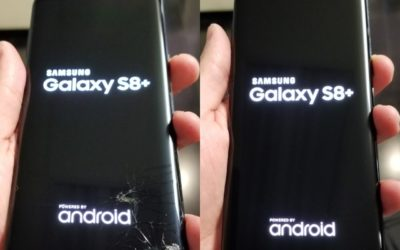 Samsung Galaxy Cracked Glass Repair in Lima Ohio